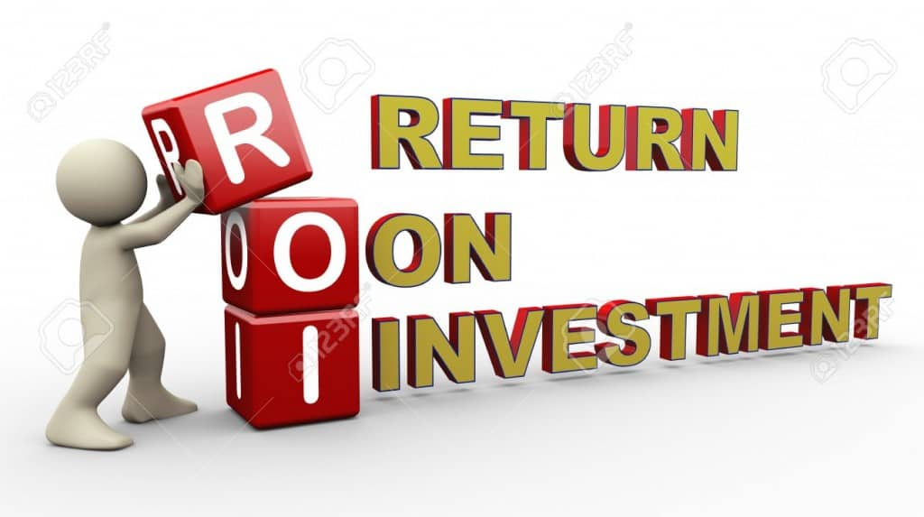 17915037-3d-person-placing-roi-return-on-investment-3d-human-people-character-illustration-Stock-Illustration