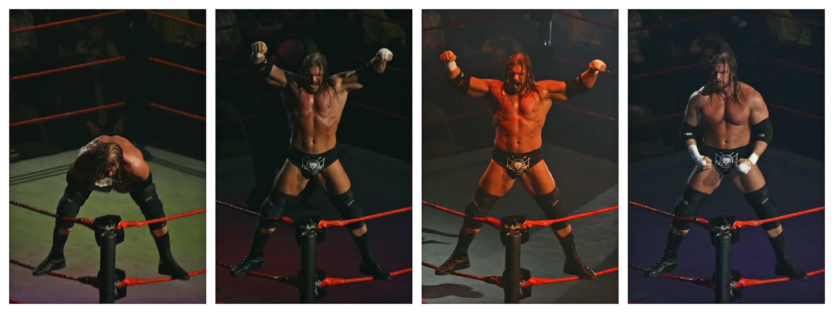 Triple H = Triple Extension.