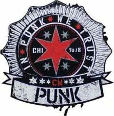 In Punk We Trust too.